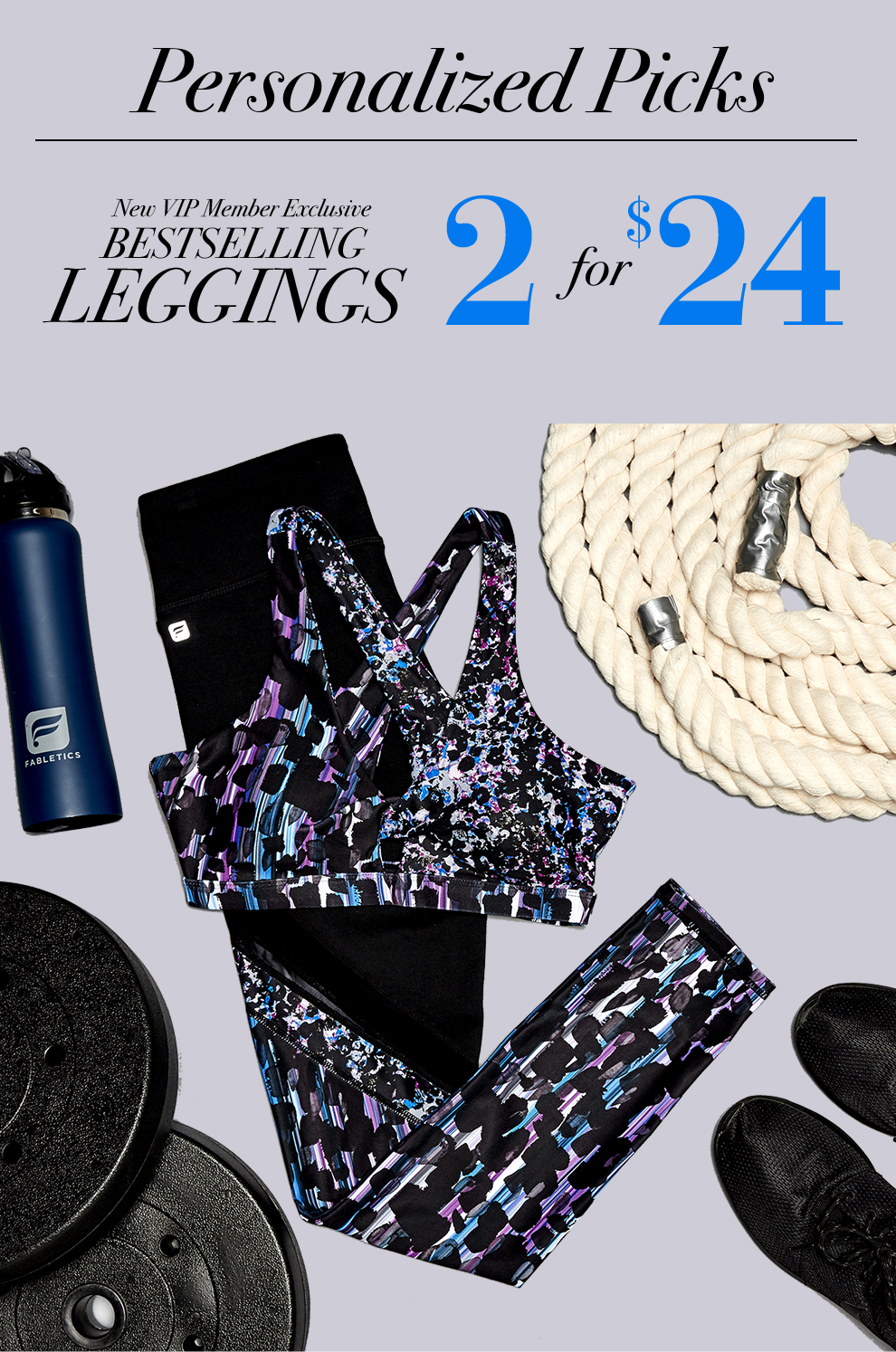 Get Your Two Best Selling Legging For $24