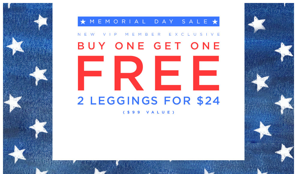 Swing into Spring with 2 Leggings $24