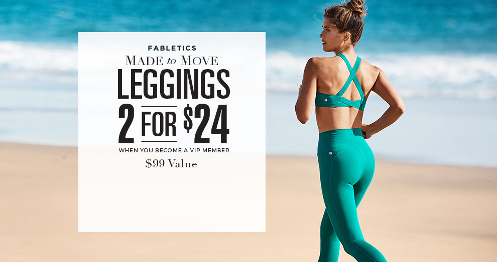 Check Out My New Spring Favorites! Leggings 2 for $24 ($99 Value) When you become a VIP member