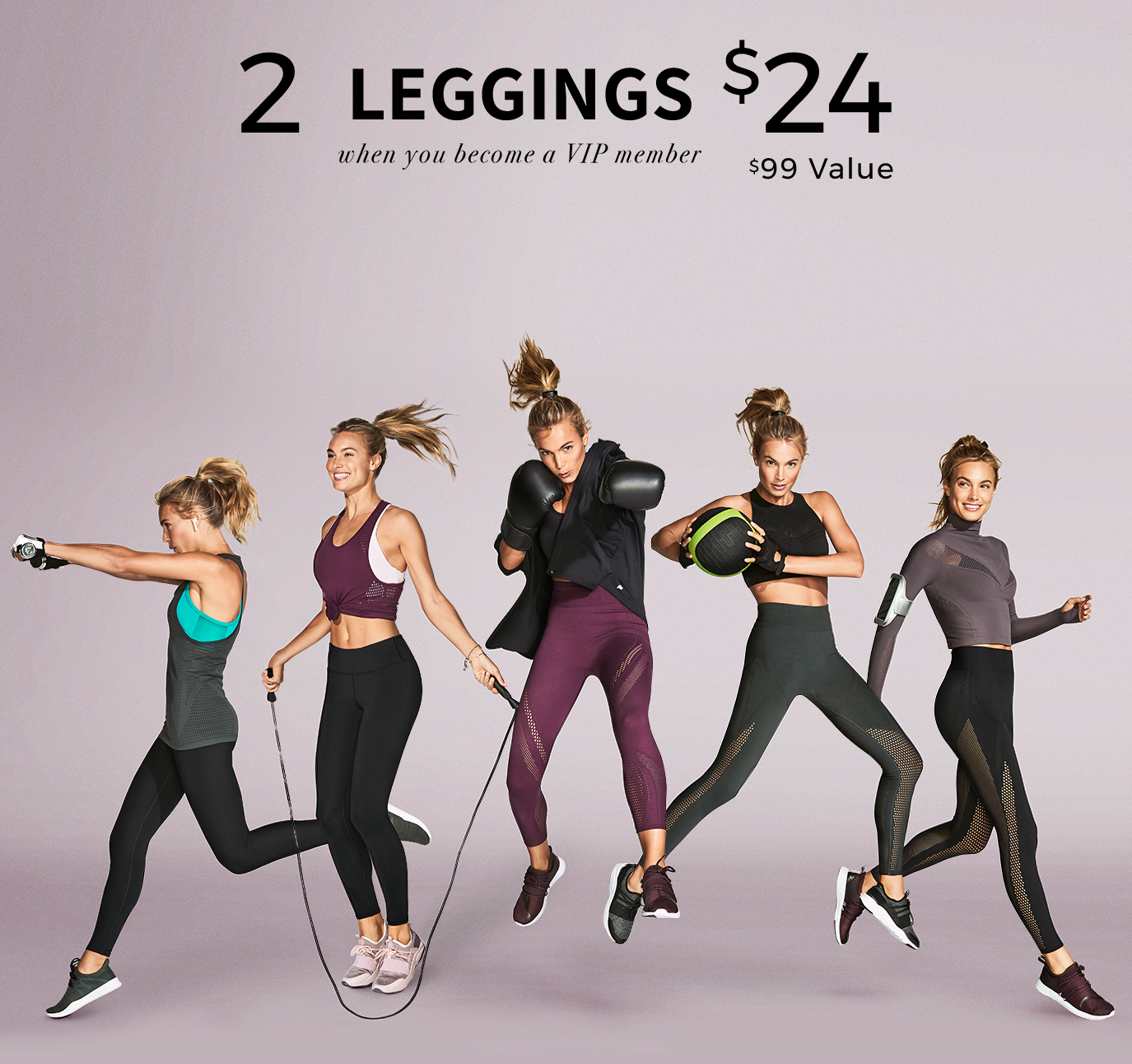 World best leggings 2 for 24$