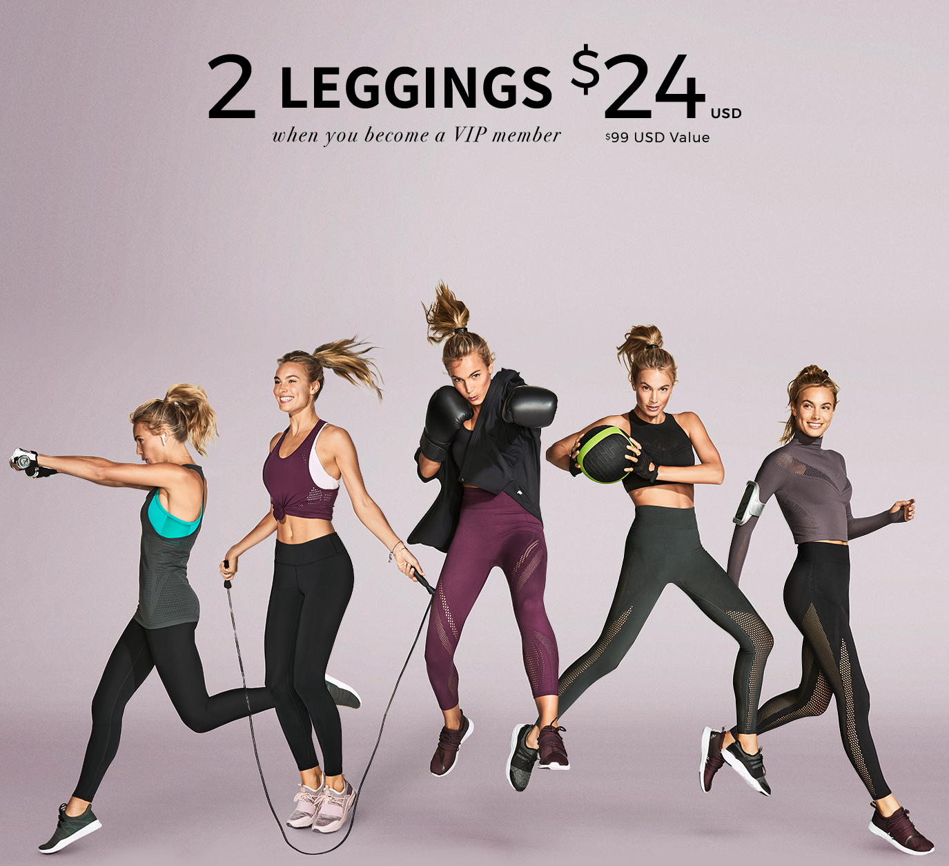 Activewear yoga workout clothes fabletics by kate hudson world best leggings 2 for 24 fandeluxe