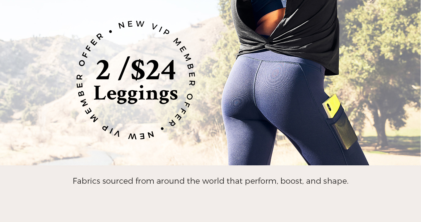 2 for $24 Leggings