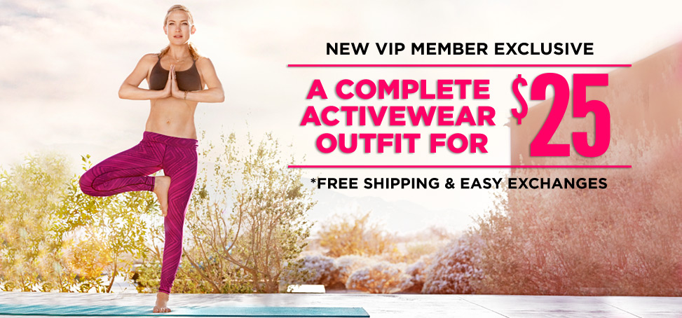 A Complete Activewear Outfit For $25