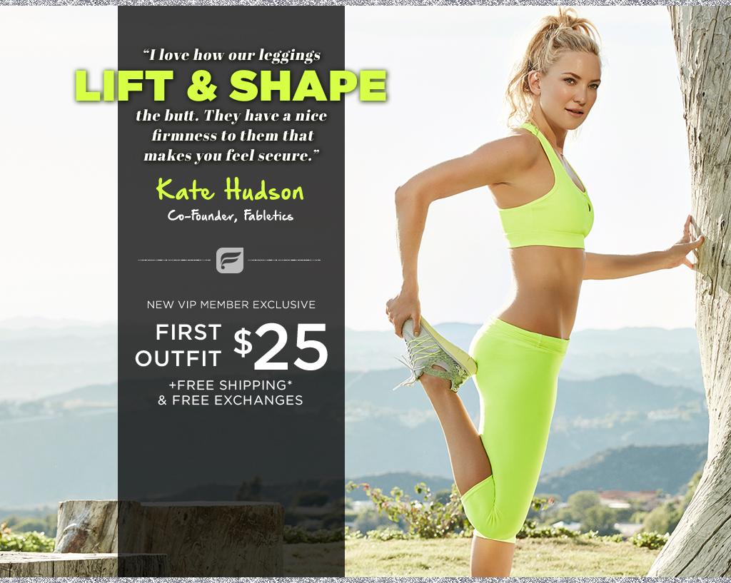 Kate Hudson invites yo... Kate Hudson