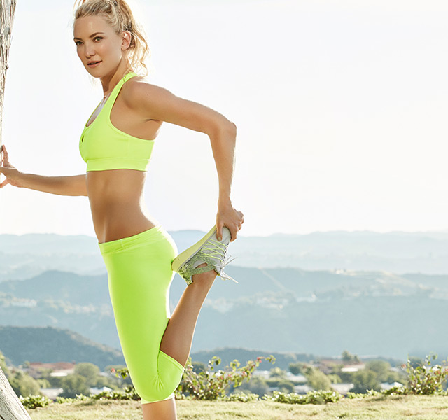 Yoga Pants, Fitness Apparel & Workout Clothes for Women ... Kate Hudson Activewear