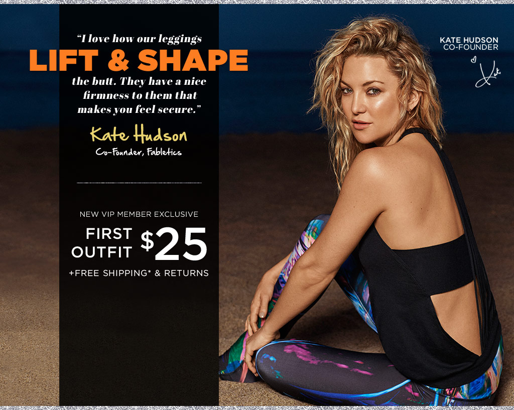 6118198853 Yoga Pants, Fitness Apparel & Workout Clothes for Women | Fabletics by Kate  Hudson
