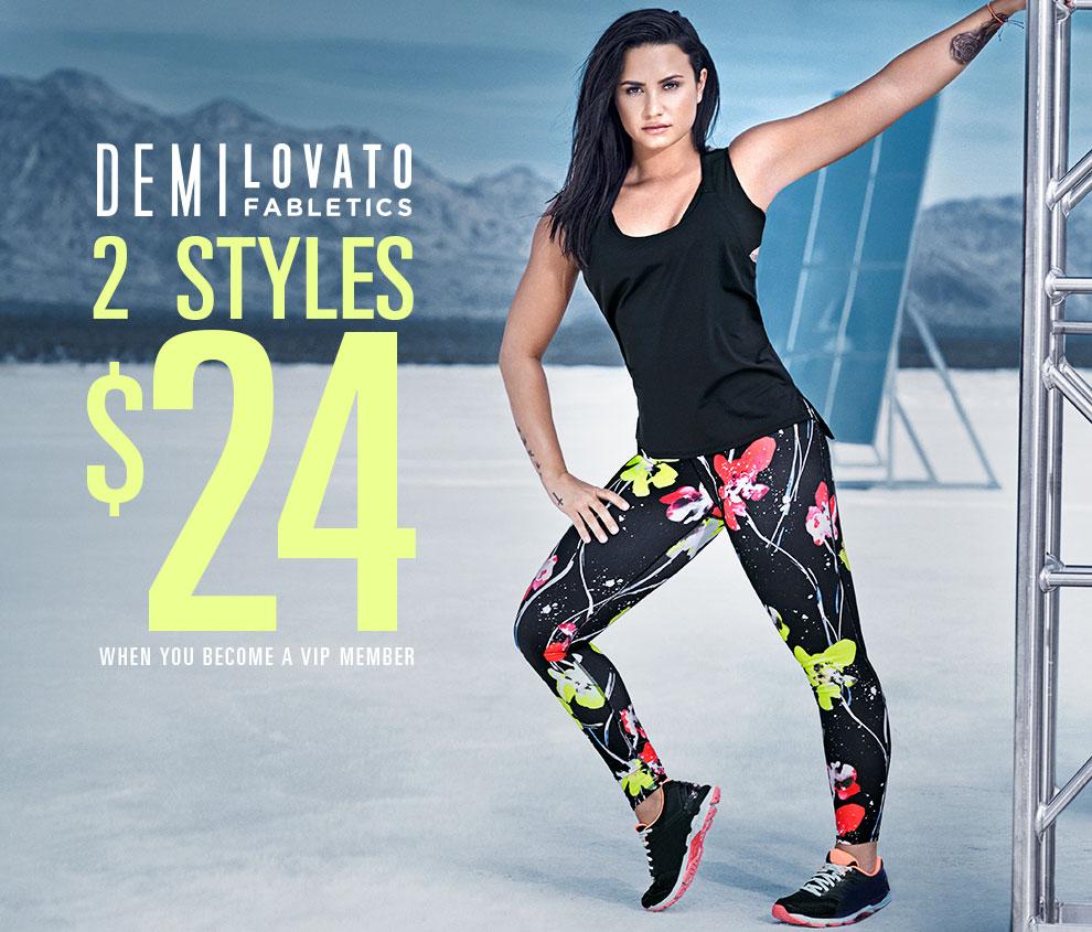 Demi lovato clothing store