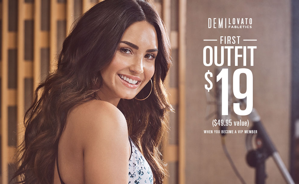 Fabletics: Get Your First Outf...