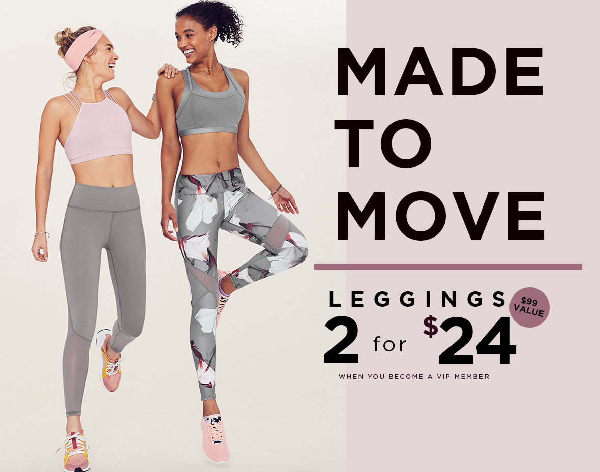 Best Leggings Ever 2 For Only $24