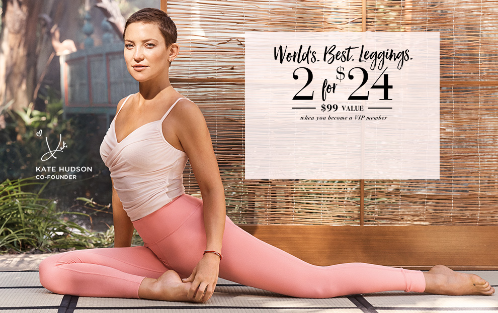 2 for $24 , World best leggings