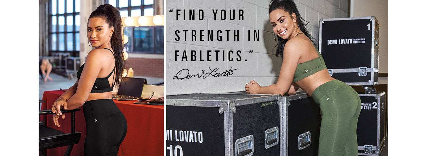 Find Your Strength In Fabletics