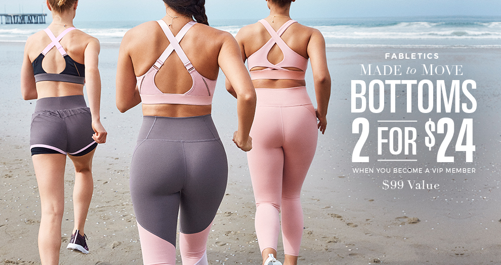 Bottoms 2 for $24