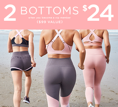 2 Leggings for $24 when you become a VIP member, World best leggings