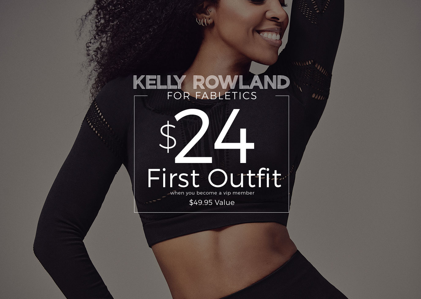 Fabletics: The Kelly Rowland C...