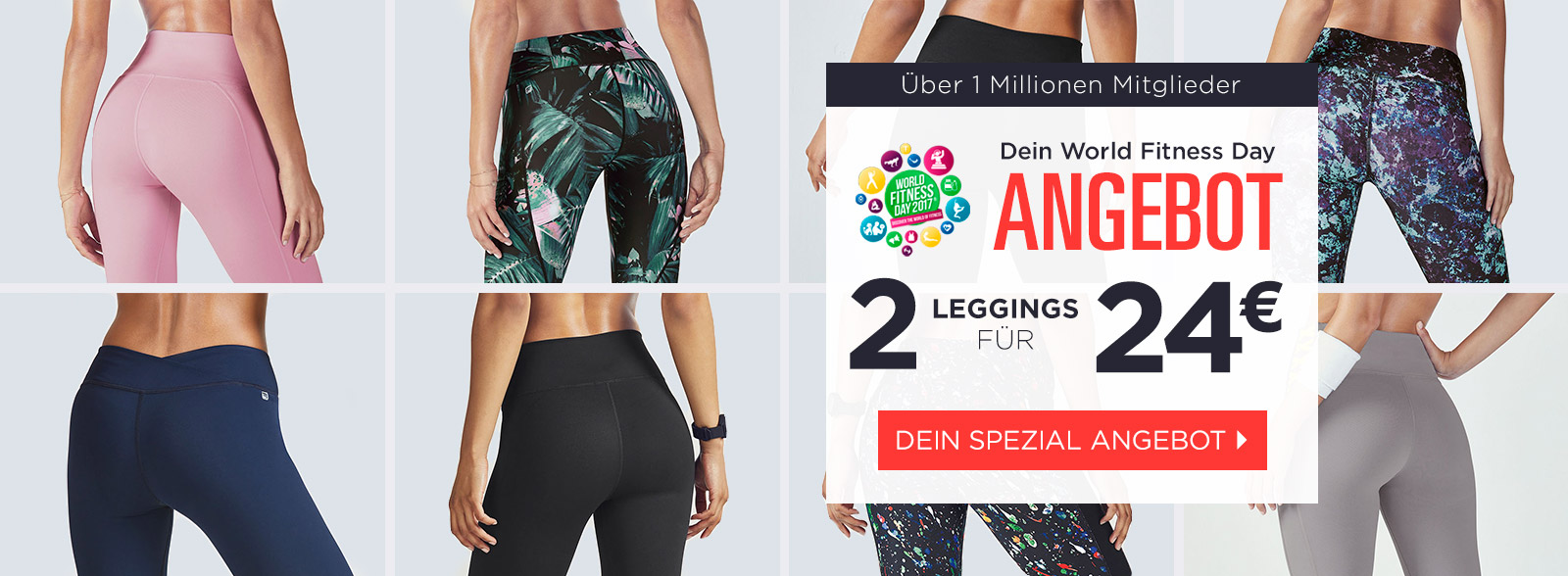 Best leggings Offer . 2 legggings for £24