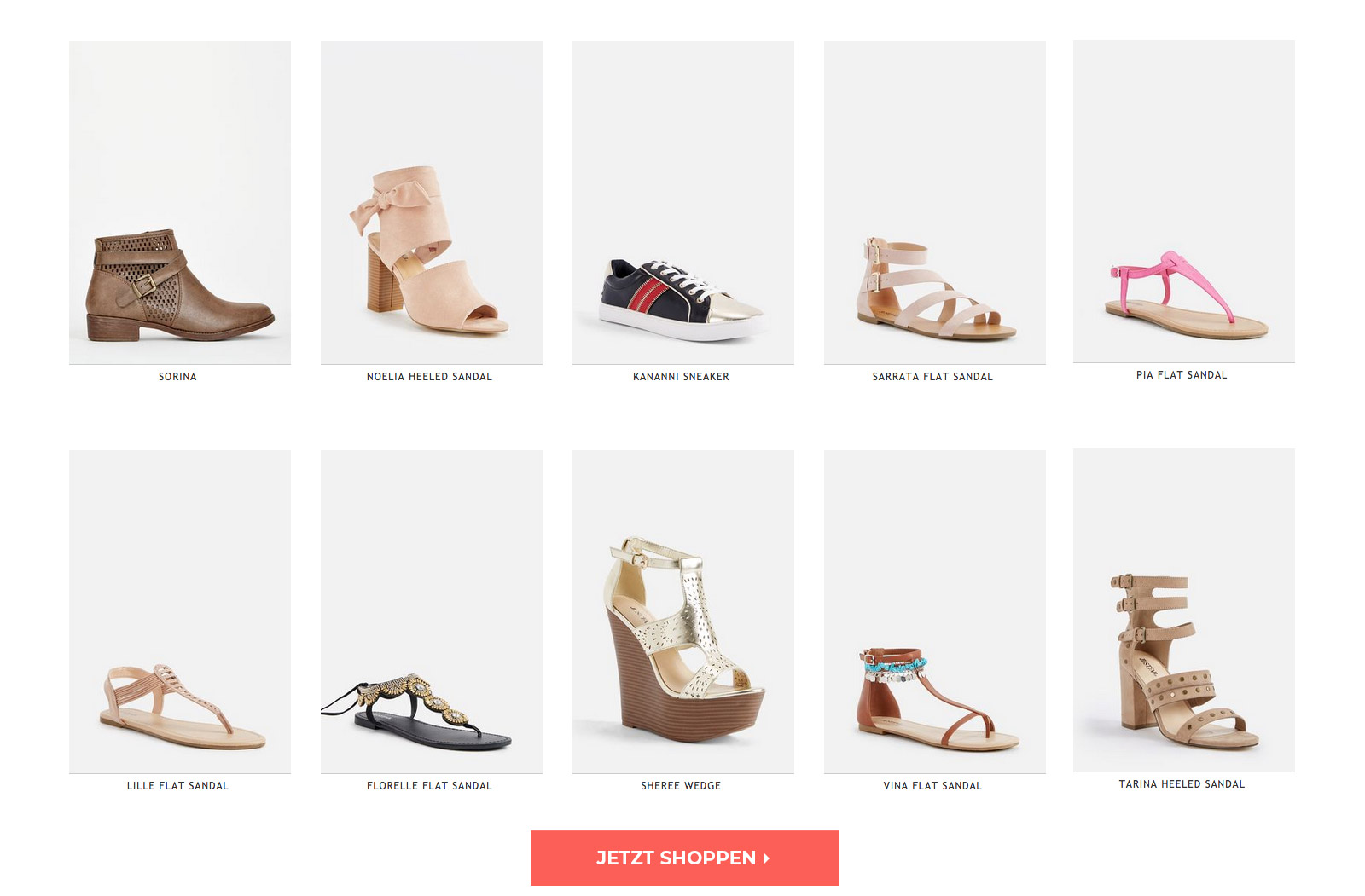 Schuhe für jeden Anlass | Günstig online bei
