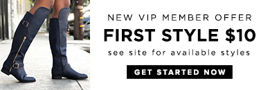 New VIP Member Offer: 2 Styles for $39.95! Plus Free Shipping!