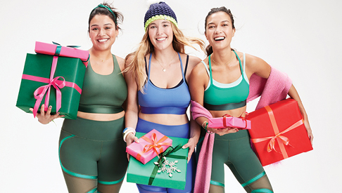 Fit & Festive: Our New Holiday Collection
