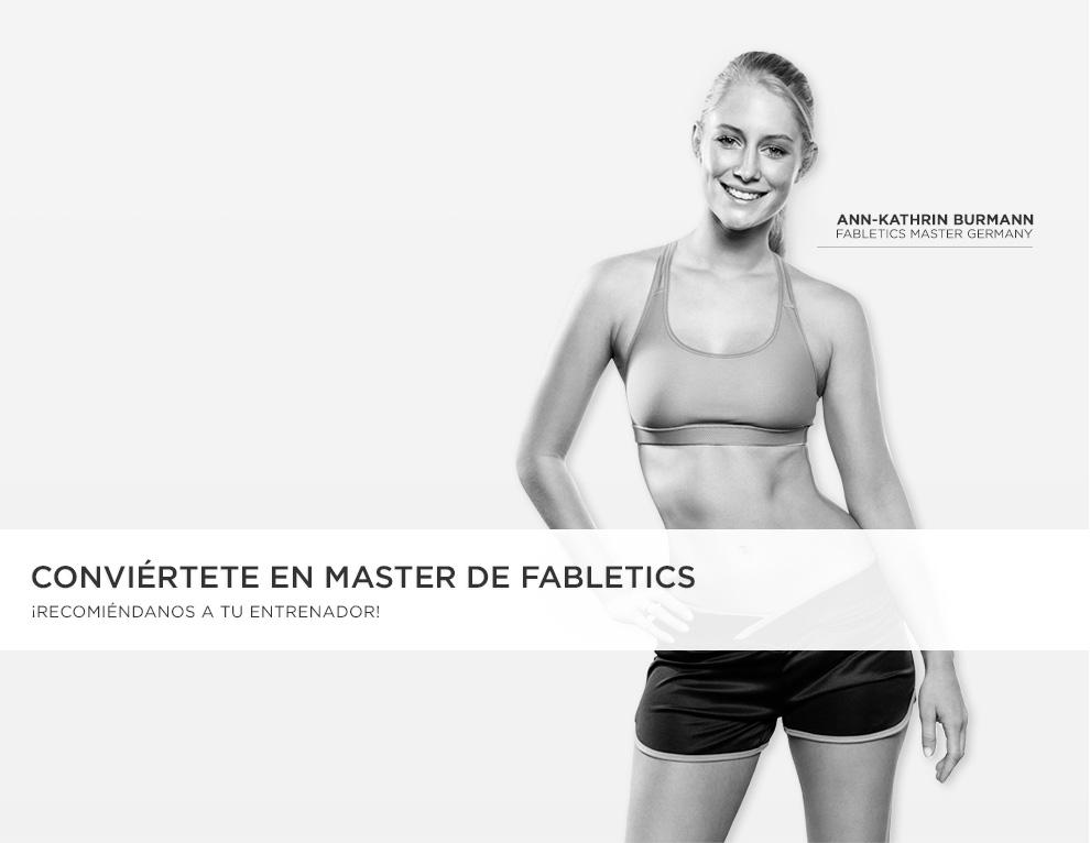 Fabletics ropa deportiva busca personas activas