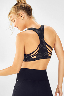 a72de7f56 Sports Bras · Model wearing Fabletics. High Impact. Model wearing Fabletics