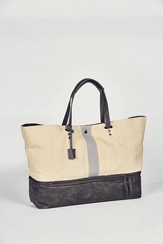 The Canal Day Tote