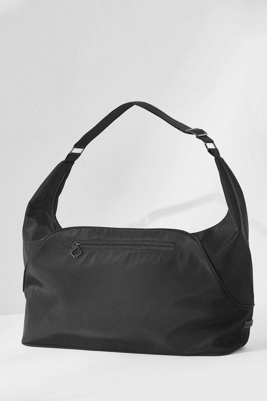The Spur Gym Bag Black