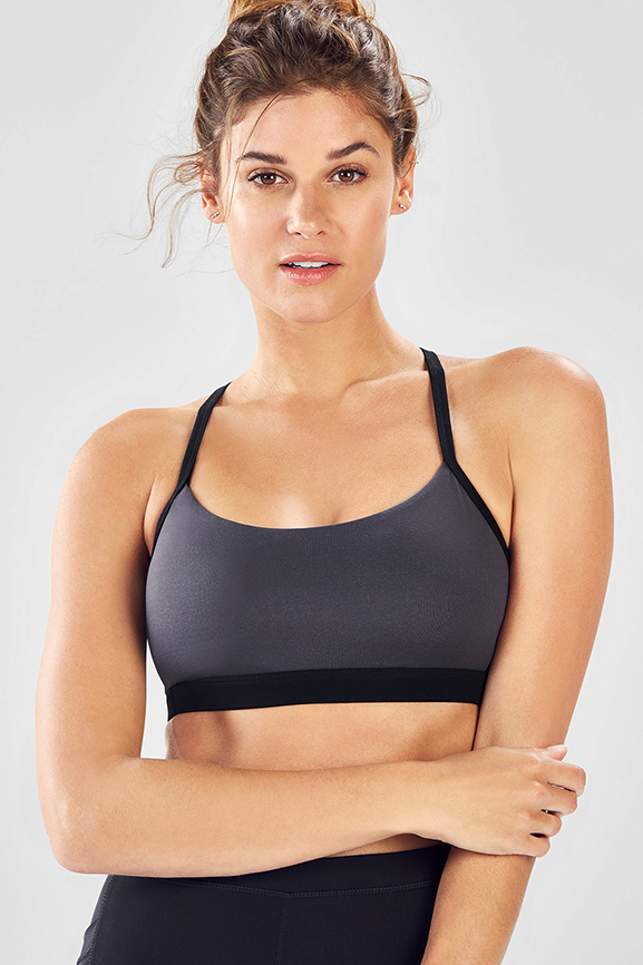 22a27c982d0b2 Portia Medium Impact Sports Bra - Fabletics