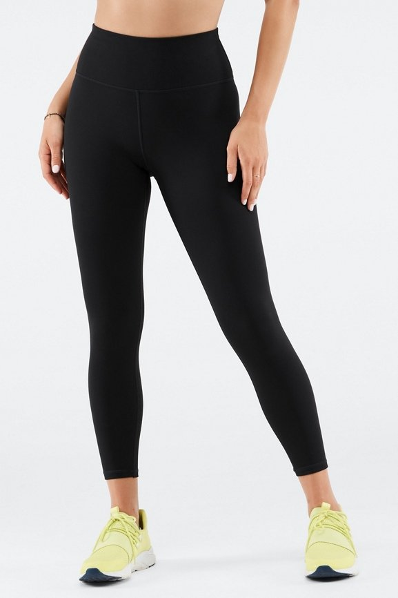 8cf3a39a5d3 High-Waisted Solid PowerHold® 7 8 - Fabletics