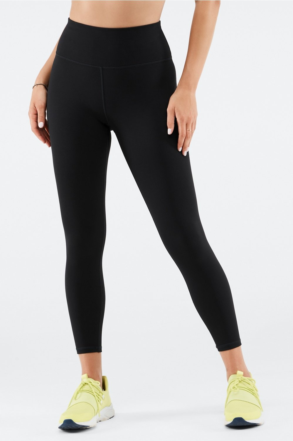 b5eaa12f86556c High-Waisted Solid PowerHold® 7/8 - Fabletics