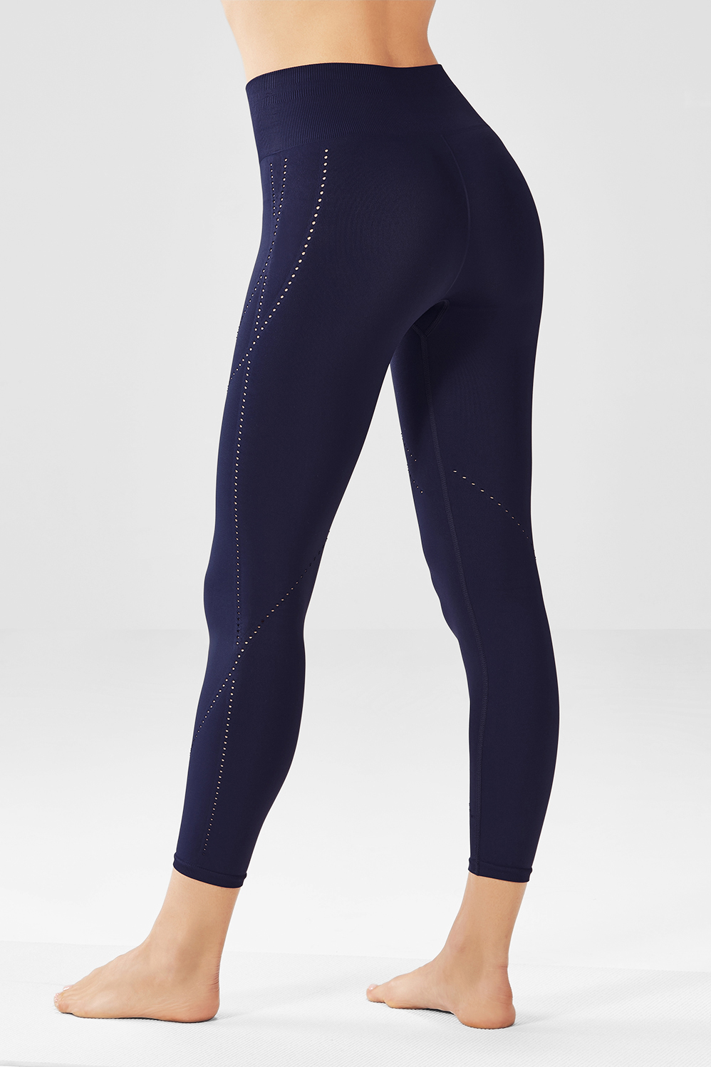 b3f5cf8af5ae0 Seamless High-Waisted Statement Capri - Fabletics