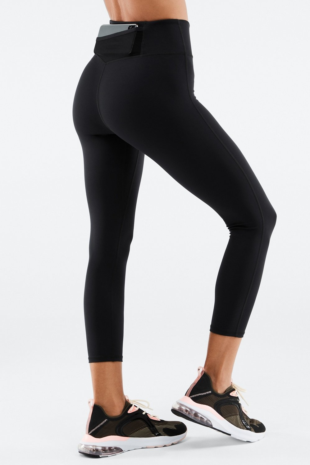 c3f0779baab32b Trinity High-Waisted Pocket Capri - Fabletics