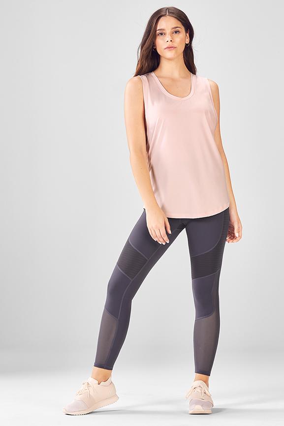 JULIETTE: Veronica weston pink yoga pants