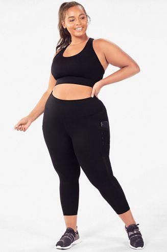 Sportbekleidung für Damen in großen Größen