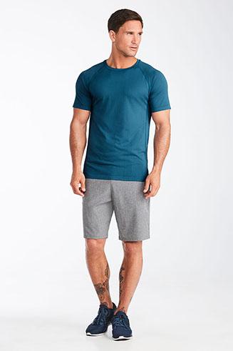 Mens Workout Sets Sweatpants Joggers Shirts Tank Tops