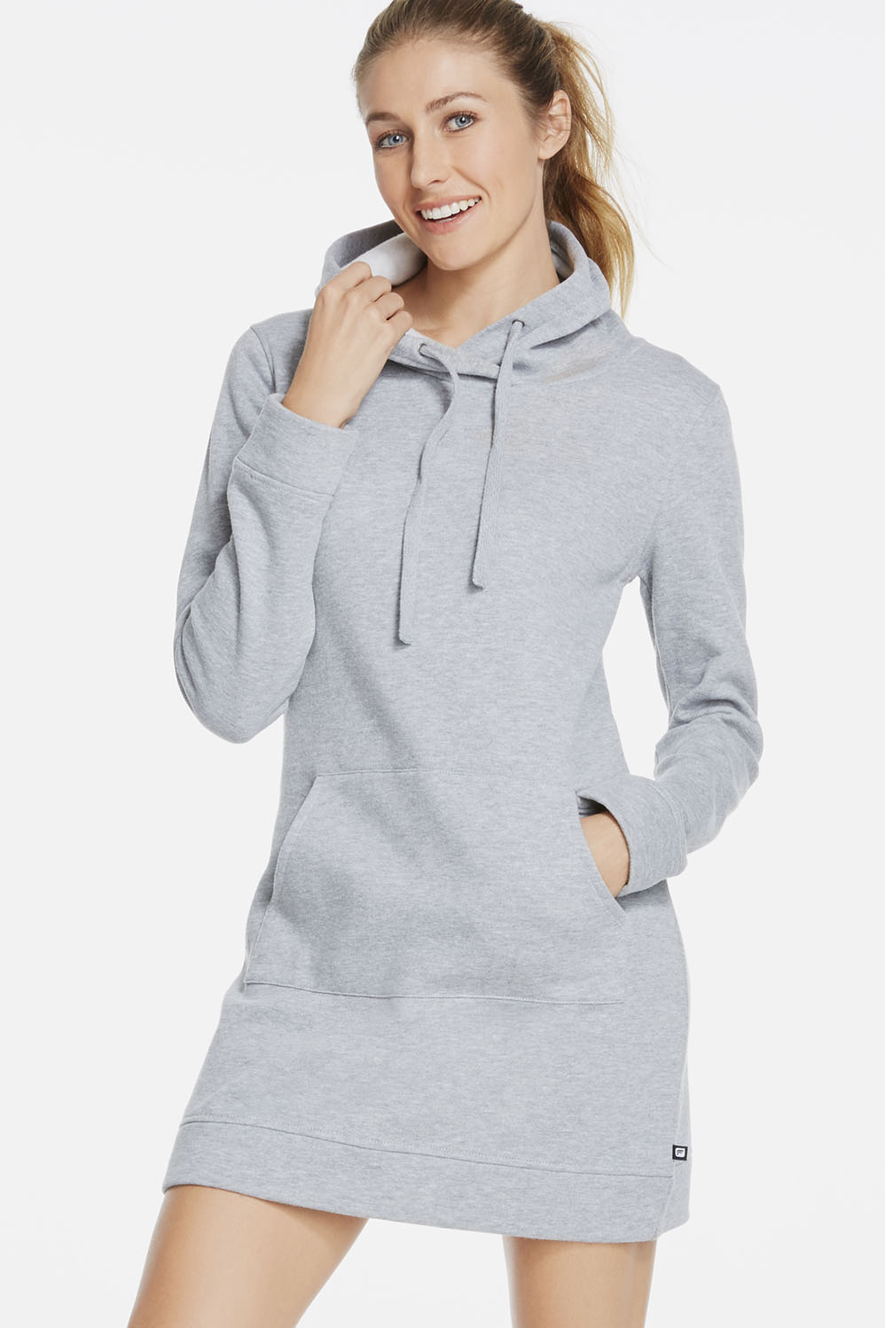 Buy SweatyRocks Sweatshirt Dress Hoodie Pockets Grey Dress and other Casual at failvideo.ml Our wide selection is elegible for free shipping and free returns/5().