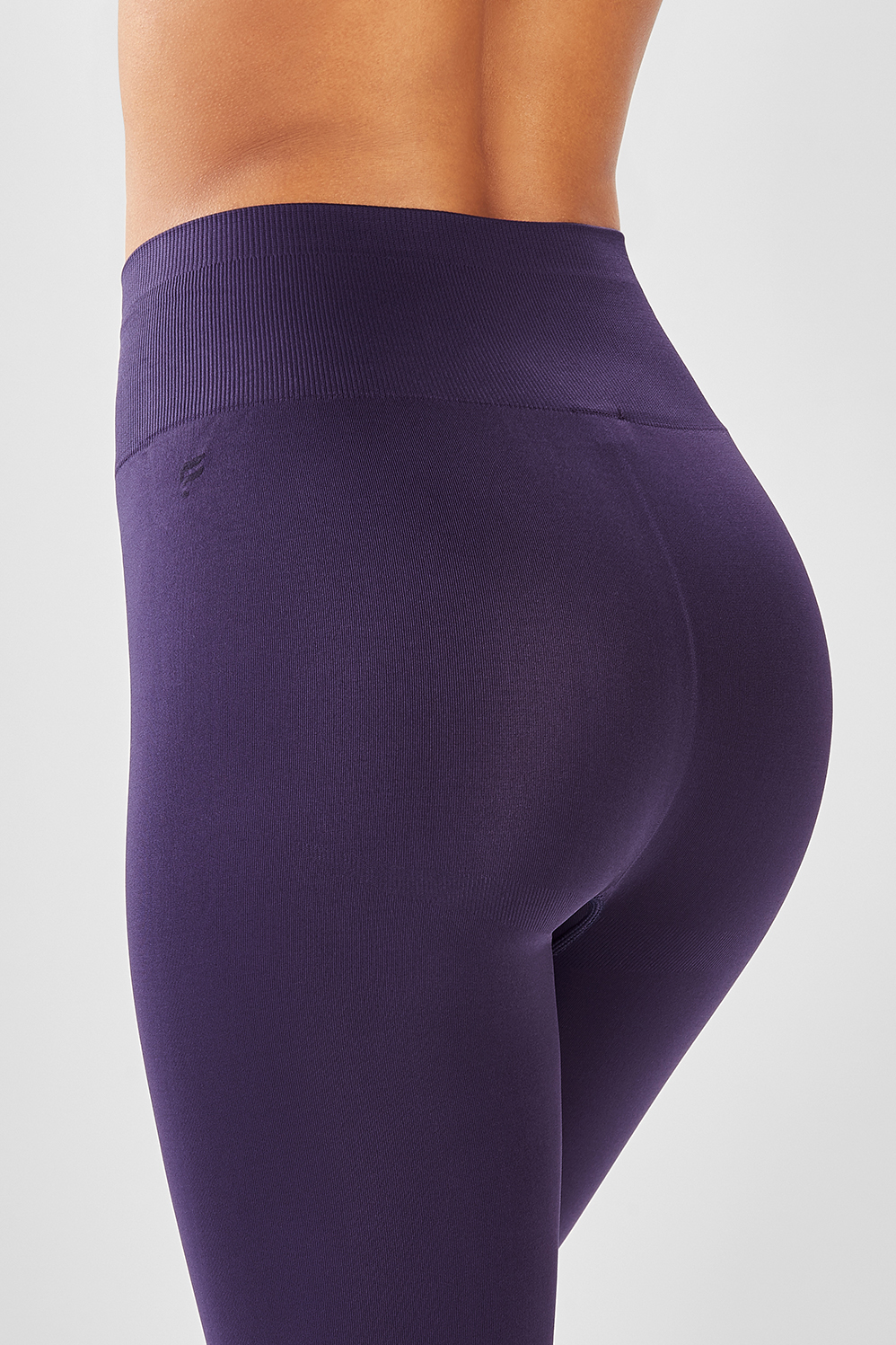 3a6168074a7 Seamless High-Waisted Solid Legging - Fabletics