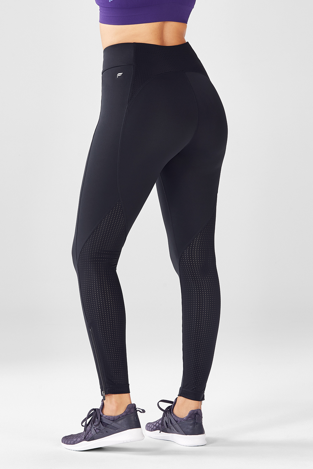 2e3f3d7c0820df High-Waisted Solid Spin Pant - Fabletics
