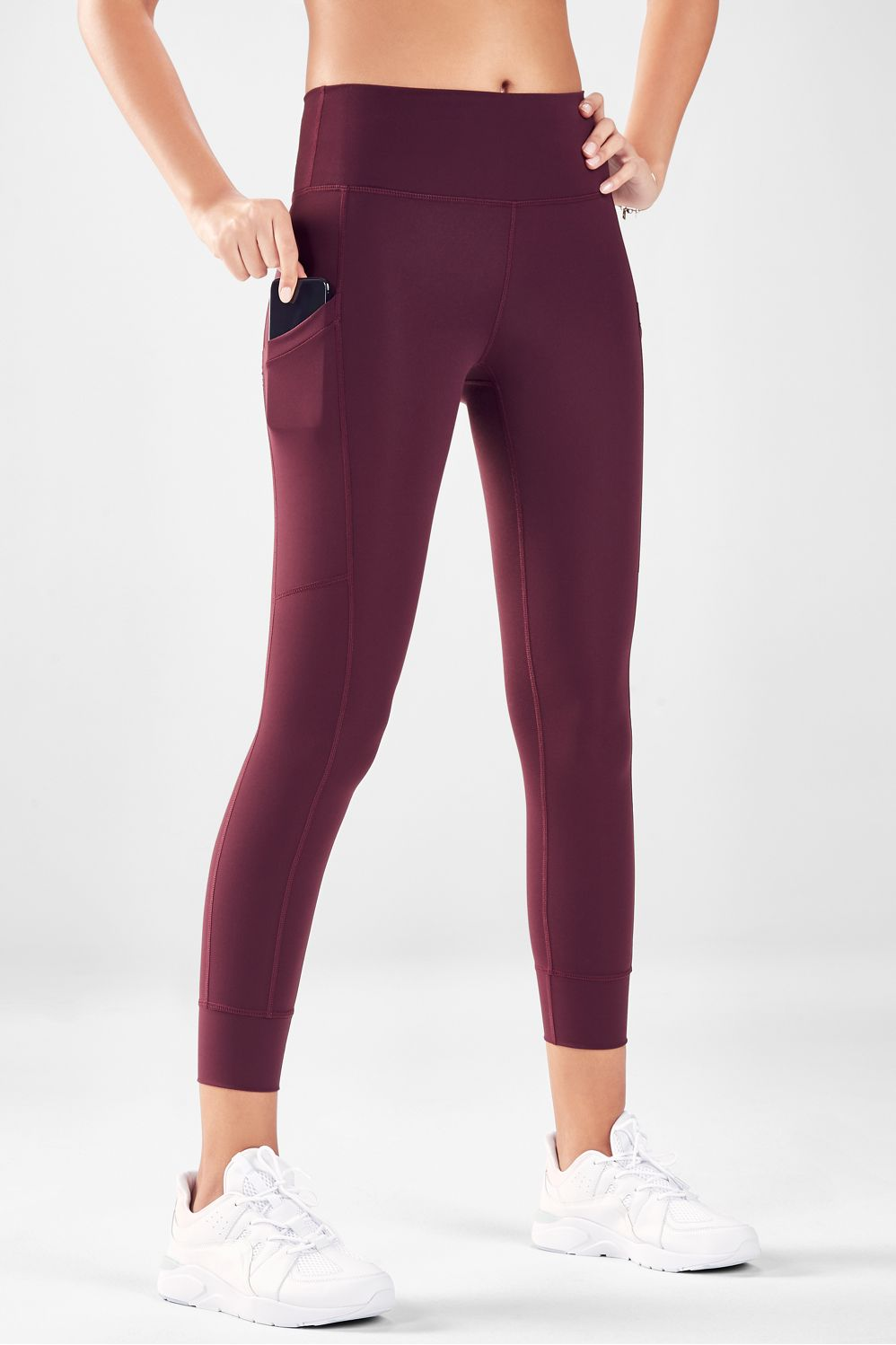 0f27b40c7c4cc High-Waisted Statement PureLuxe 7/8 - Fabletics