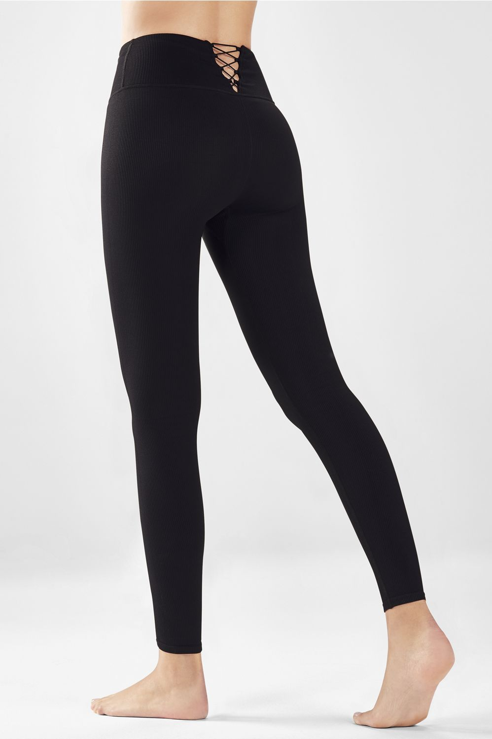 55f84927239b0 Seamless High-Waisted Statement Legging - Fabletics