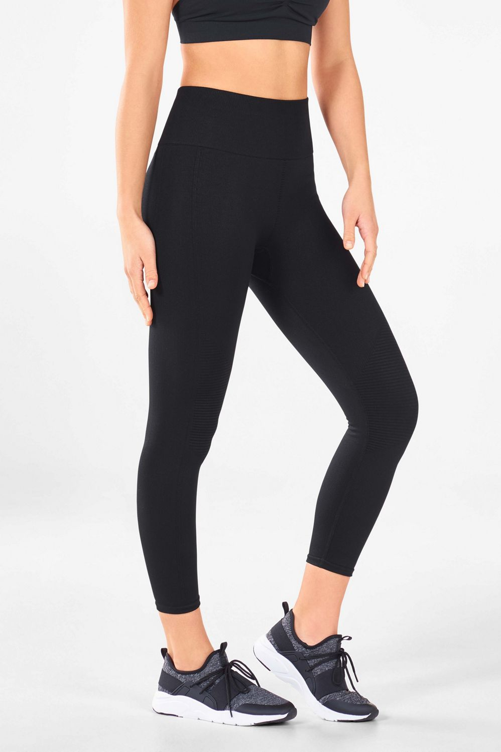 d7f556ccafc9f Seamless High-Waisted Statement 7/8 - Fabletics