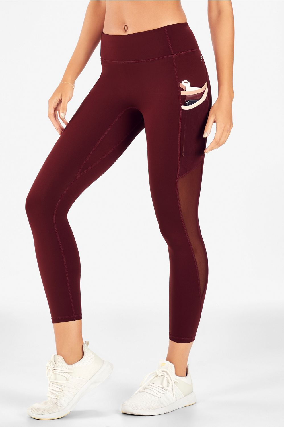 Trinity Mid Rise Pocket 7 8 2 For 24 For New Members Fabletics