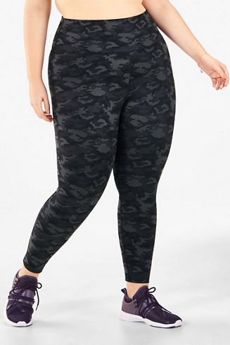 754217108b9e7 Plus Size Workout Clothes and Activewear