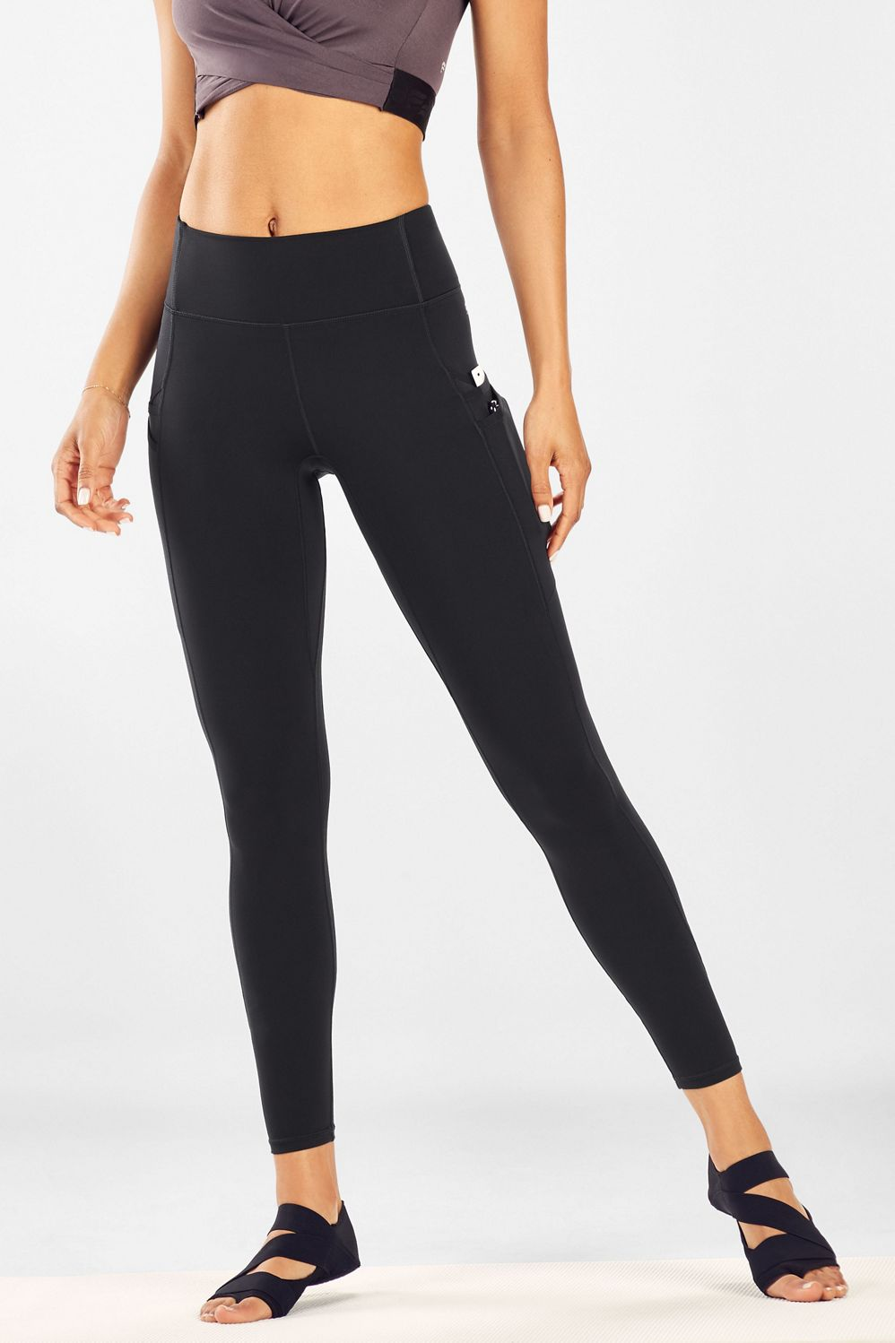 search for official meticulous dyeing processes many styles Trinity High-Waisted Pocket Legging