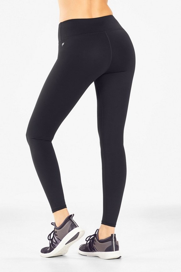 1f16fd0cc3214 Salar Solid PowerHold® Legging - black