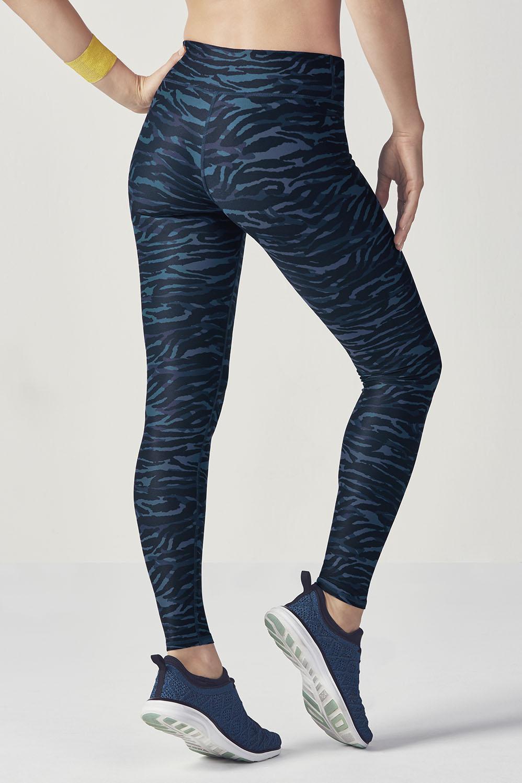 7ced713e56db9c Salar Printed PowerHold® Legging - Twilight Tiger Print