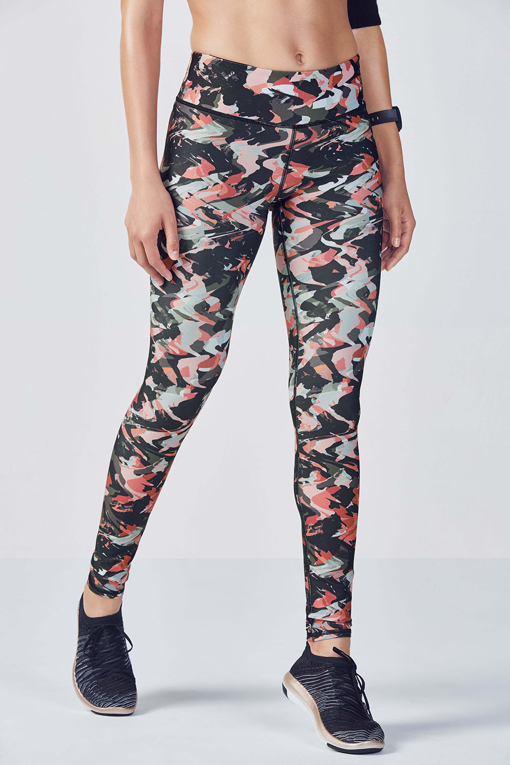 a787998c51bf62 Salar Printed PowerHold® Legging - Terracotta Painted Camo