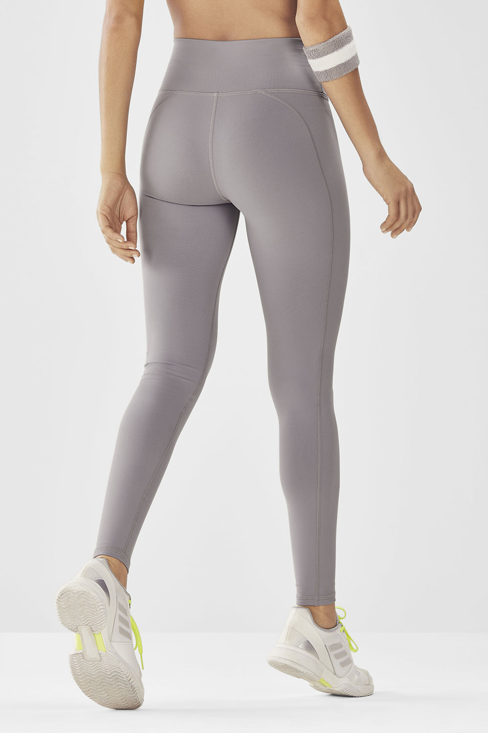 49a689e3c High-Waisted Solid PowerHold® Legging - Fabletics