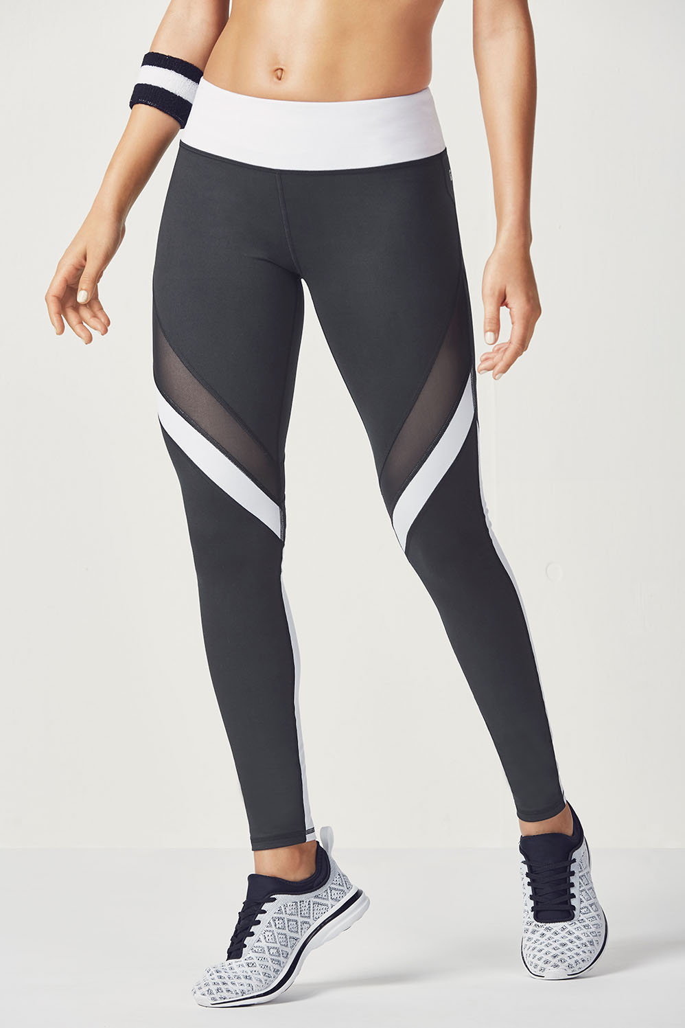 salar mesh powerhold legging fabletics. Black Bedroom Furniture Sets. Home Design Ideas