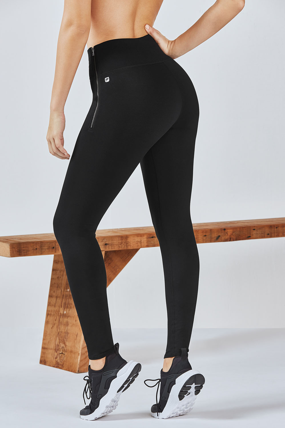 5d0b36ef391f3 High-Waisted Statement PowerHold® Legging - Fabletics