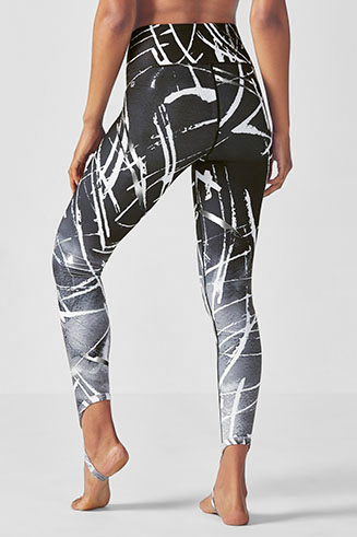 Jazz High-Waisted Stirrup Legging